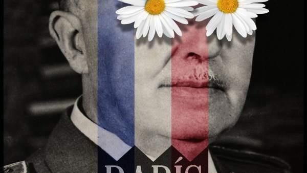Cartel de la obra 'París, anys 60'