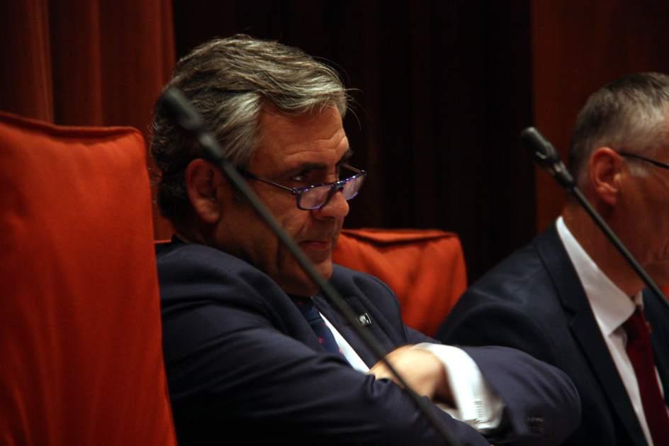 Daniel de alfonso albert rivera vino a verme para for Escuchas del ministro del interior