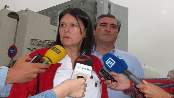 La Cabeza De Lista De PP-Foro Al Congreso, Susana López Ares