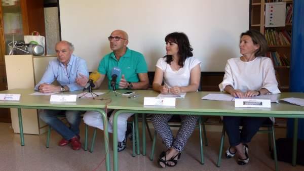 COMUNICADO: Presentación De La Mesa De Trabajo Por La Educación Y Un Pacto Educa