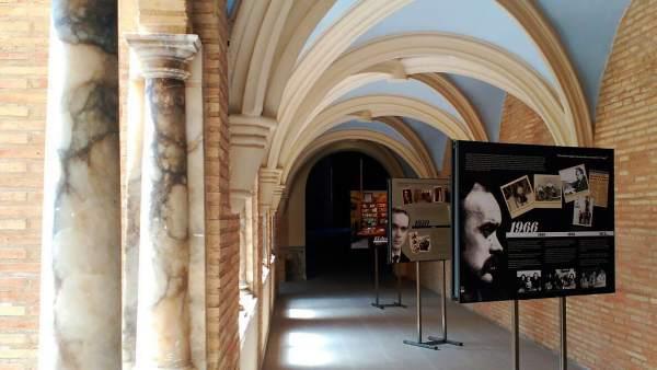 El Museo Itinerante De La Fundación Se Inaugura Hoy En Pina De Ebro