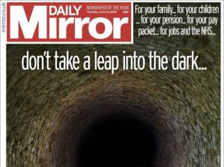 'Daily Mirror'