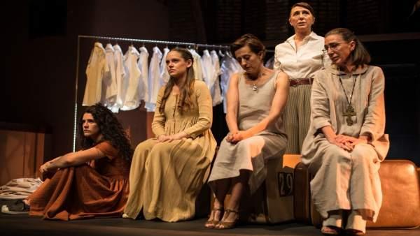 Las Cervantes llega al Festival de Teatro de Cáceres