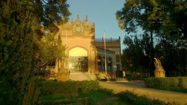 Pabellón Real.
