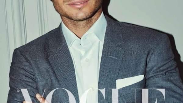 Rafa Nadal, portada de la revista Vogue