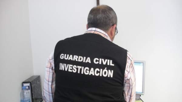 Investigación de la Guardia Civil