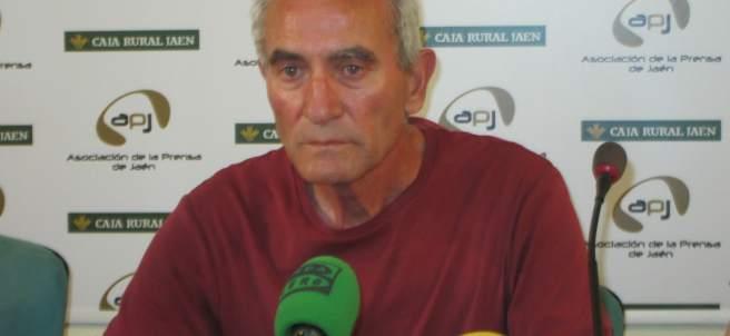 Diego Cañamero en la rueda de prensa