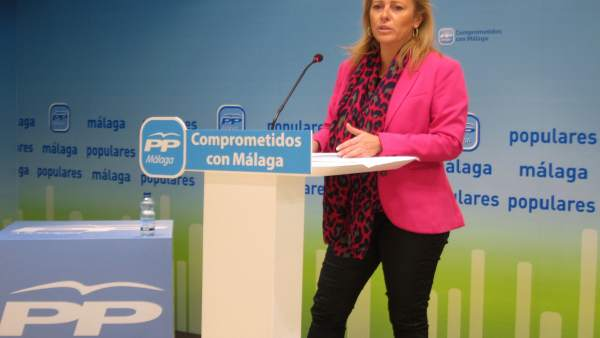 Carolina España, del PP