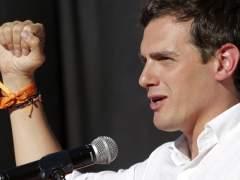 Albert Rivera Campaña electoral