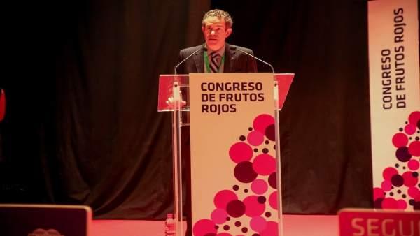 Clausura del II Congreso de frutos rojos