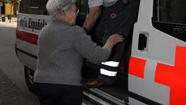 Cruz Roja ayudará a personas con problemas de movilidad a votar