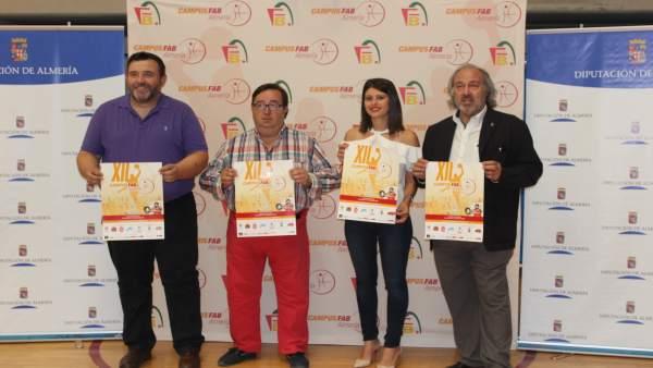 Roquetas de Mar volverá a ser sede del Campus FAB este verano.