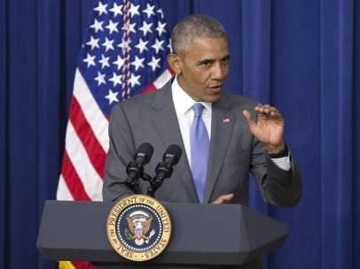 Barack Obama rueda de prensa