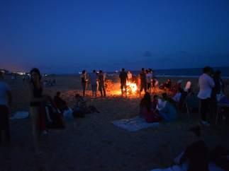 Festejos de la noche de San Juan