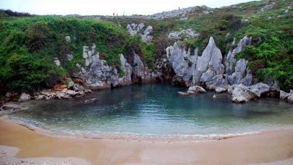 playas escondidas espana