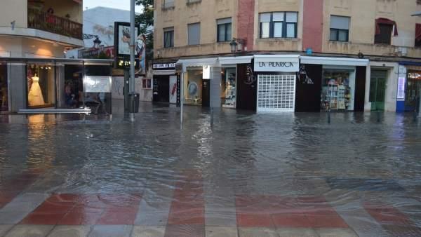 Ciudad Real Inundado
