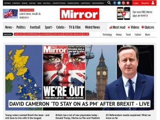 'The Mirror'