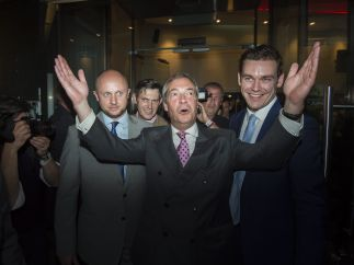 Celebrando la salida de la UE