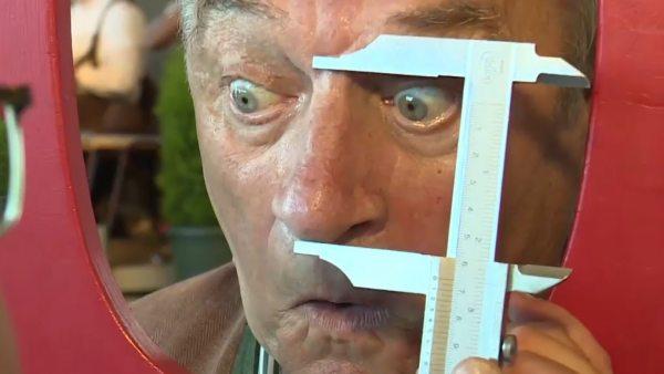 Así es la nariz más grande del mundo