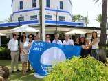 Banderas azules en Estepona