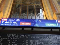 El Ibex se dispara un 3,45%, la segunda mayor subida anual