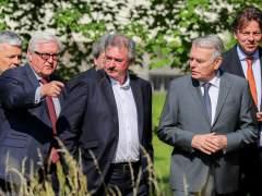 """Los fundadores de la UE urgen a Londres a iniciar """"cuanto antes"""" el proceso de salida"""