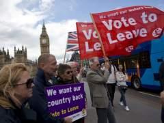 La campaña 'Vote Leave' pide tiempo antes de activar el protocolo