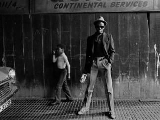 Syd Shelton - Bagga (Bevin Fagan) Hackney, East London, 1979