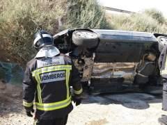 Ocho muertos en carretera durante el fin de semana