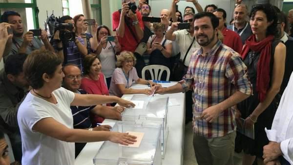 Vota Garzón