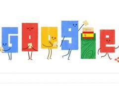 Google dedica su 'doodle' a las elecciones del 26J