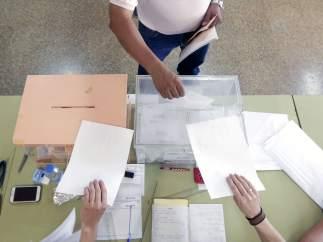 Votando el 26J