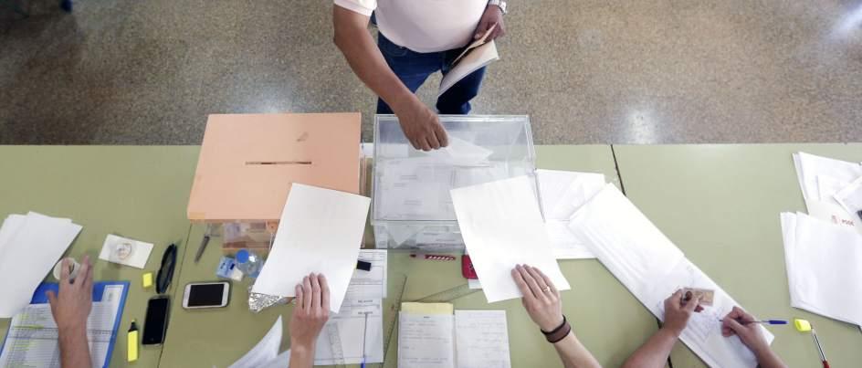 Colegio y mesa electoral para votar en las elecciones del for Oficina del censo electoral madrid