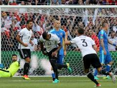 En directo, Alemania vs Eslovaquia de octavos de la Eurocopa