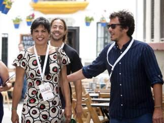 Teresa Rodríguez y José María González, Kichi