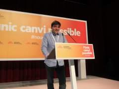 """ERC cree que """"crece la desconexión"""" con España por la menor participación en Cataluña"""
