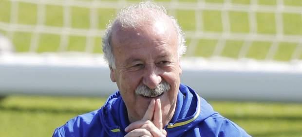Del Bosque presenta su dimisión como seleccionador español