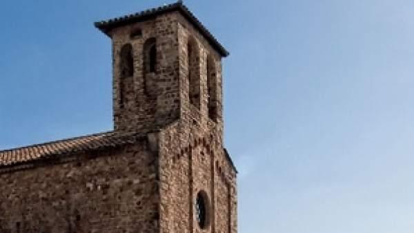 Iglesia de Sant Jaume de Frontanyà