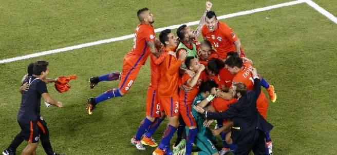 Chile es campeón de América por segunda vez consecutiva