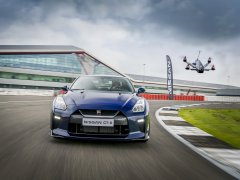 GT-R Drone: de 0 a 100 km/h en 1,3 segundos