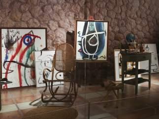 Exposición de Miró