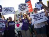 Defensa del derecho al aborto en Estados Unidos