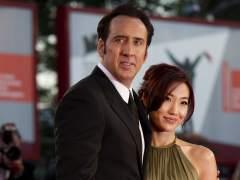 Nicolas Cage se divorcia de su tercera mujer tras 11 años de matrimonio