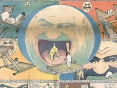 Seis pioneros del cómic que fueron artistas de vanguardia