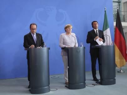 Reunión mandatarios europeos por el 'brexit'