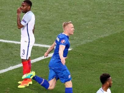 Islandia - Inglaterra