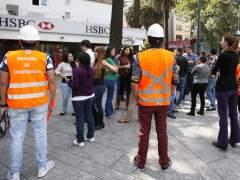 Un sismo de magnitud 5,7 en escala de Richter desata alarmas en la Ciudad de México