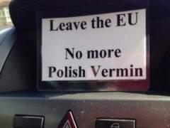 Londres, en alerta por un repunte de la xenofobia tras el Brexit