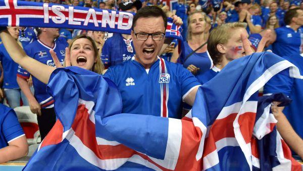 Islandia hace historia