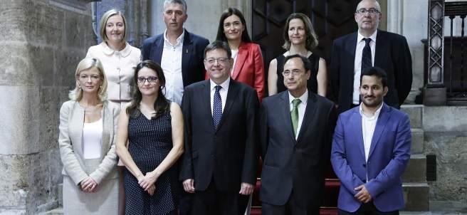 Gobierno valenciano